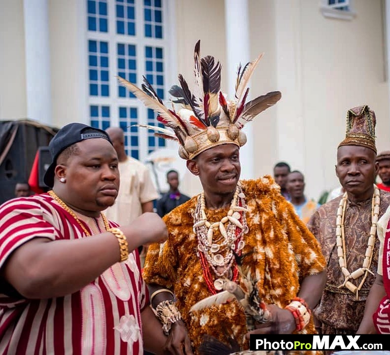 Cubana Chief Priest And Wizkid Who Is The Richest