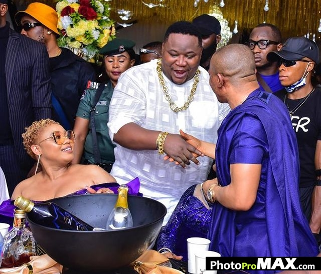 Is Cubana Chief Priest A Native Doctor