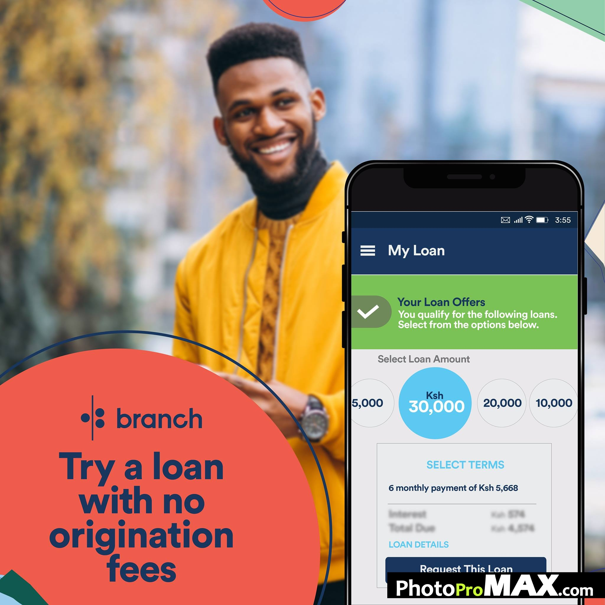 Loan App Registered With SEC