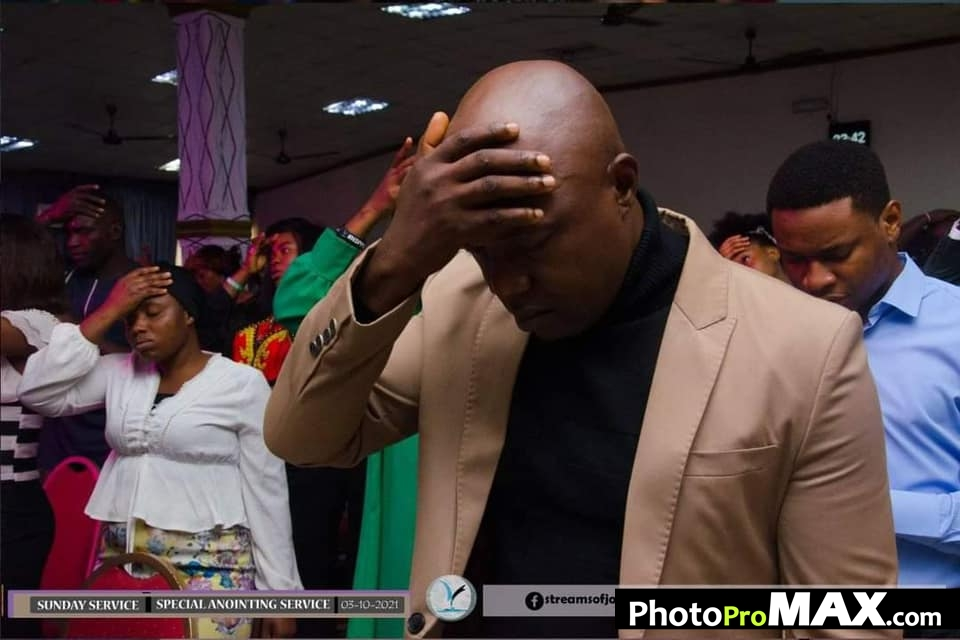 Pastor Jerry Eze Prayer Request Email
