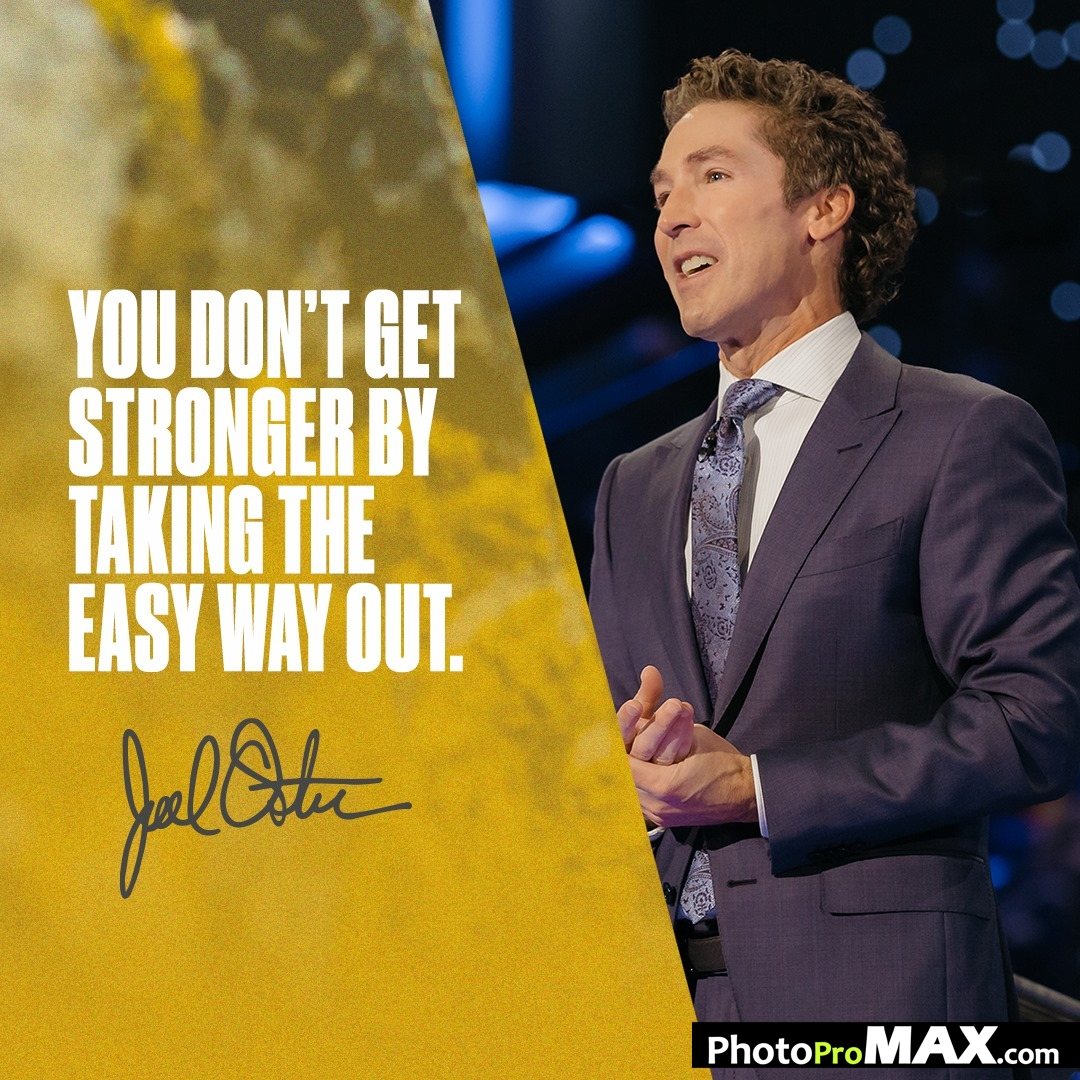 T D Jakes And Joel Osteen